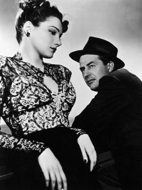 The Lost Weekend, Doris Dowling, Ray Milland, 1945