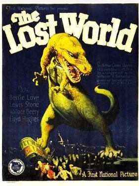 THE LOST WORLD, 1925.