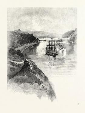 The Lower St. Lawrence and the Saguenay, Chicoutimi, Canada, Nineteenth Century