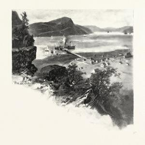The Lower St. Lawrence and the Saguenay, Ha-Ha Bay, Canada, Nineteenth Century