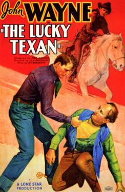 The Lucky Texan, 1934