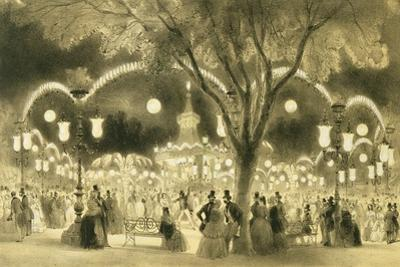 The Mabile Ball, the Champs Elysees