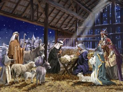 Nativity by The Macneil Studio