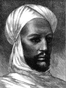 The Mahdi, Rebel Against Egyptian Rule in the Sudan, C1885