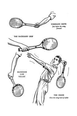 The Making of a Lawn-Tennis Player, 1937