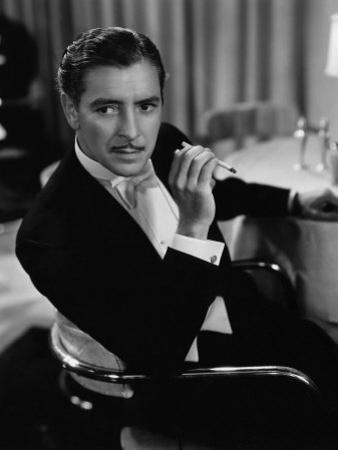 The Man Who Broke the Bank at Monte Carlo, Ronald Colman, 1935