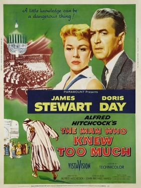 The Man Who Knew Too Much, 1956, Directed by Alfred Hitchcock