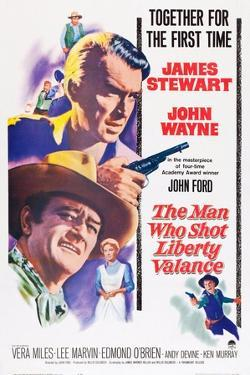 The Man Who Shot Liberty Valance, 1962
