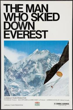THE MAN WHO SKIED DOWN EVEREST, Yuichiro Miura, 1975