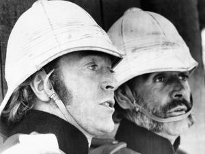 The Man Who Would Be King, from Left: Michael Caine, Sean Connery, 1975