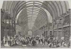 The Manchester Art-Treasures Exhibition, the Grand Hall