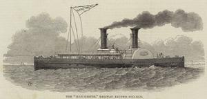 The Manchester, Railway Express Steamer