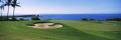 The Manele Golf Course, Lanai City, Hawaii, USA