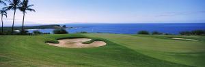 The Manele Golf Course, Lanai City, Hawaii, USA
