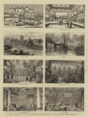 The Manley Hall Estate, Proposed Pleasure Park and Art Museum for Manchester