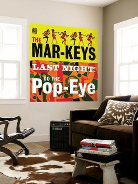 The Mar-Keys - Last Night Do the Pop-Eye