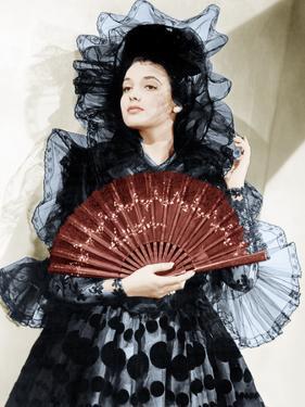 The Mark of Zorro, Linda Darnell, 1940