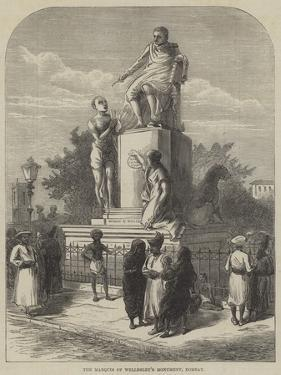 The Marquis of Wellesley's Monument, Bombay