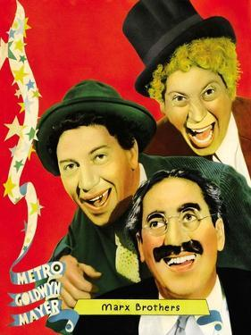 The Marx Brothers, 1935