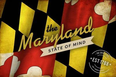 https://imgc.allpostersimages.com/img/posters/the-maryland-state-of-mind-state-outline-flag_u-L-Q1GQLYE0.jpg?p=0