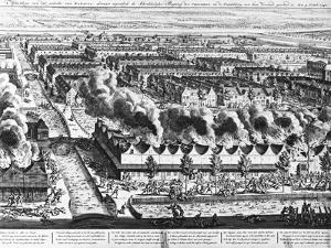 The Massacre of the Chinese Community in Batavia (Jakarta) Carried Out by the Dutch