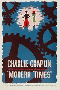 "The Masses, 1936, ""Modern Times"" Directed by Charles Chaplin"