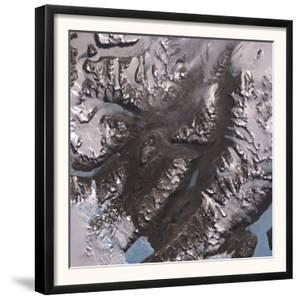 The Mcmurdo Dry Valleys West of Mcmurdo Sound, Antarctica