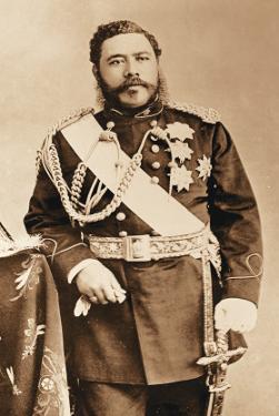 The Merrie Monarch, Hawaiian King David Kal?kaua (1836-1891)