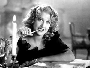 The Merry Widow, Jeanette MacDonald, 1934