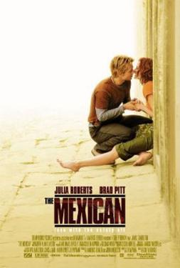 The Mexican Movie Poster