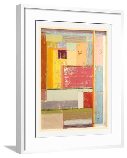 The Miami Process-Jasper Galloway-Framed Giclee Print