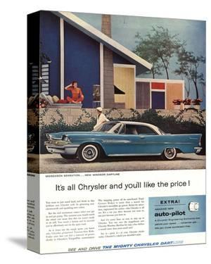 The Mighty Chrysler Dartline