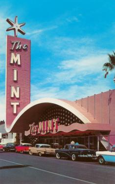 The Mint Hotel, Las Vegas, Nevada