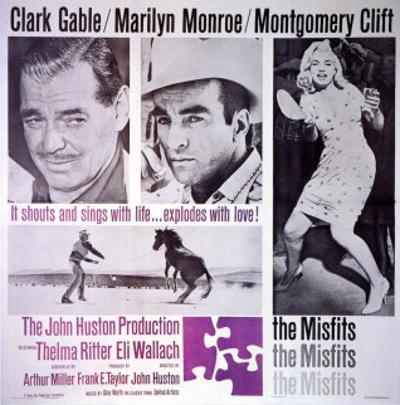 The Misfits, 1961