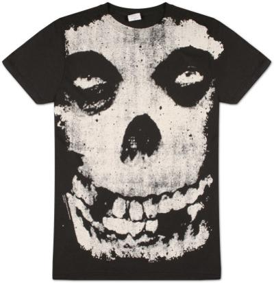 The Misfits -  All Over Skull