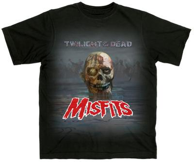 The Misfits - Arthur Suydam Zombie