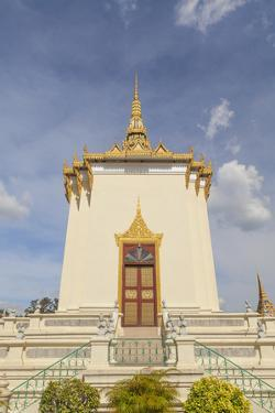 The Mondap or Library, Part of the Royal Palace Complex, Phnom Penh, Cambodia