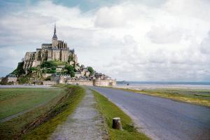 The Mont Saint Michel, France