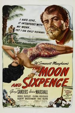 The Moon and Sixpence, Elena Verdugo, George Sanders, 1942