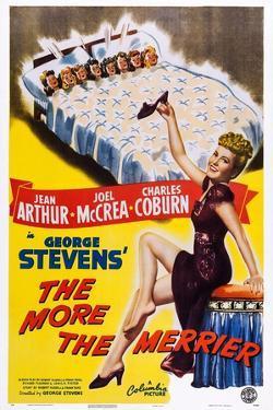 The More the Merrier, Jean Arthur, 1943