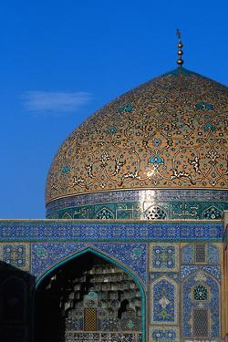 The Mosque of Sheikh Lotfollah, Imam Khomeini Square