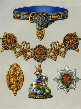 The Most Noble Order of the Garter, 1941