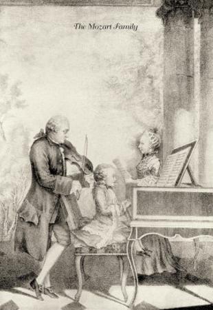 The Mozart Family