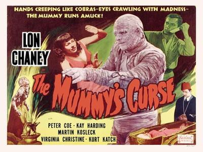 The Mummy's Curse, 1944