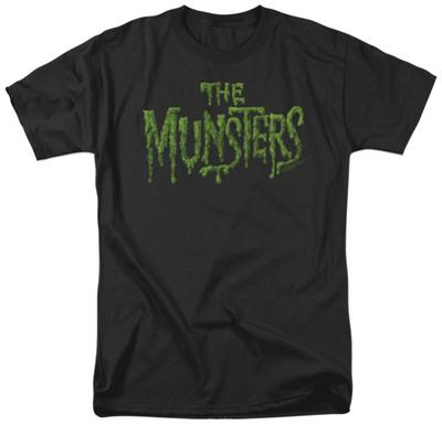 The Munsters - Distress Logo