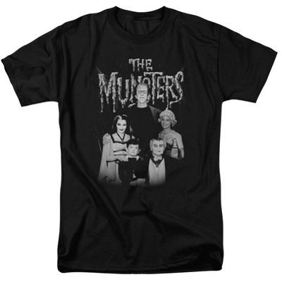 The Munsters- Family Portrait