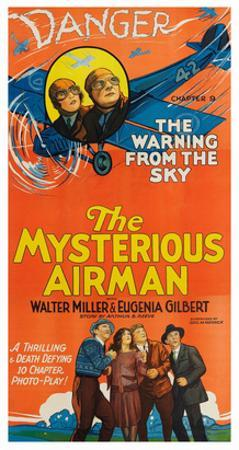 The Mysterious Airmen - Warning from the Sky