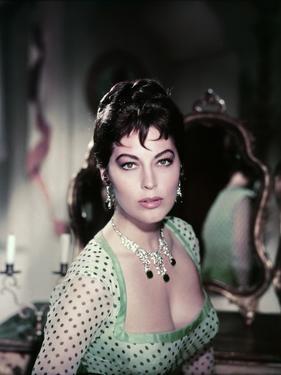 THE NAKED MAJA, 1959 directed by HENRY KOSTER Ava Gardner (photo)