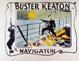 The Navigator, 1924