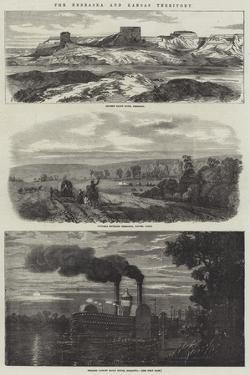 The Nebraska and Kansas Territory
